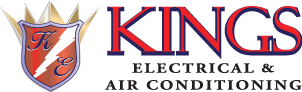 Kings Electrical & Air Conditioning Logo