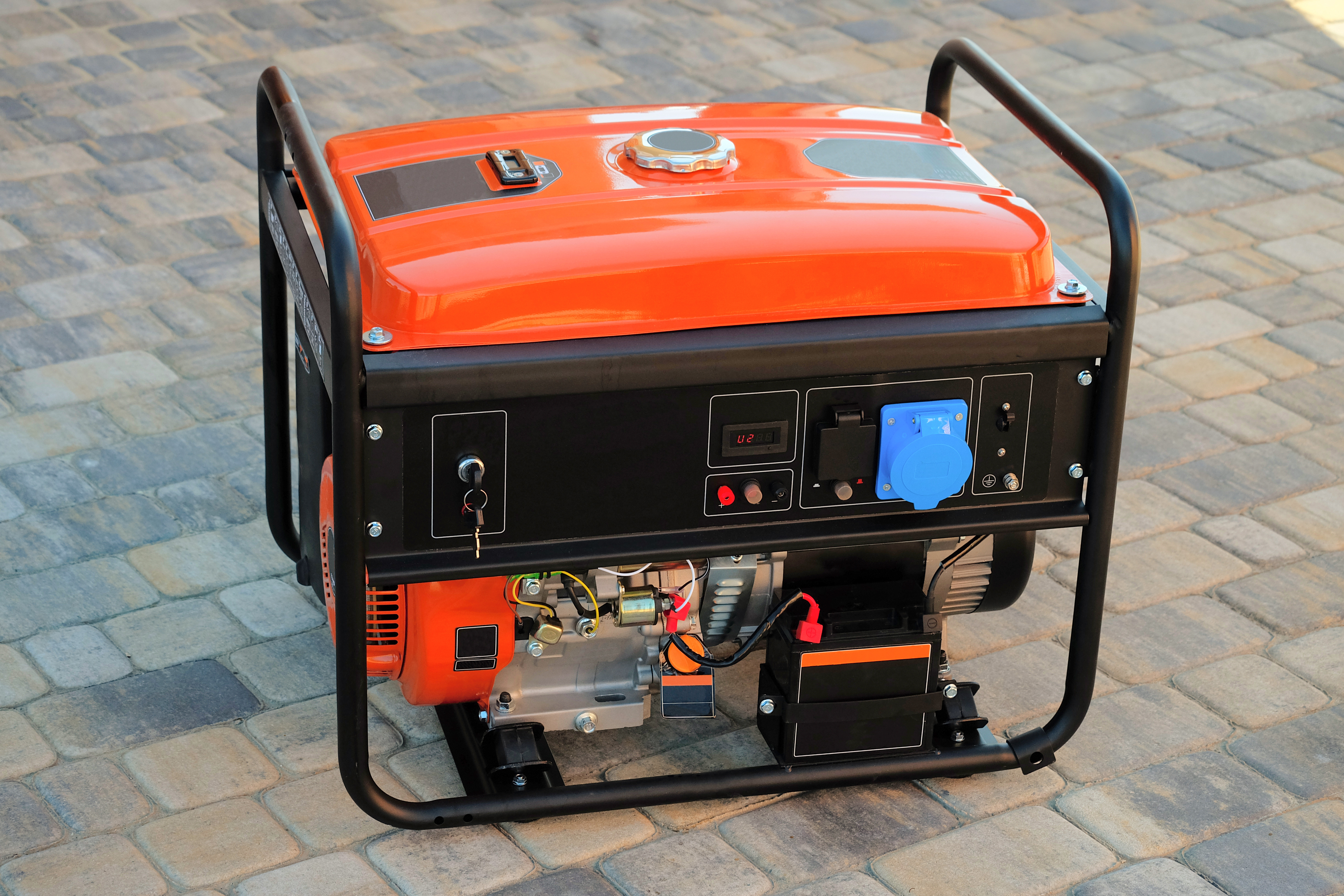 Generator Transfer Switch Portable Installation Kings How To Install A Call Electrical Air Conditioning For Professional And