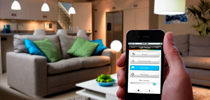 Control your thermostat with your phone